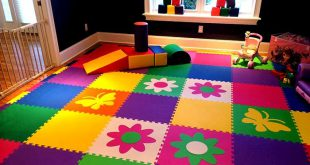 کفپوش بازی کودک